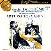 Toscanini Collection Vol 55 - Puccini: La Bohème / Albanese