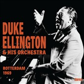 Duke Ellington: Rotterdam, 1969 [Digipak] *