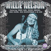 Willie Nelson: New Year's Eve in Houston, 1984