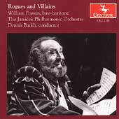 Rogues and Villains - Opera Arias / Powers, Burkh, et al