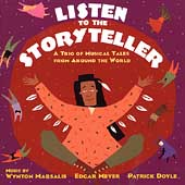 Listen to the Storyteller - Marsalis, Meyer, Doyle