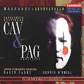 Opera in English - Cav & Pag / Parry, O'Neill, et al