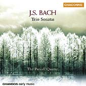 Bach: Trio Sonatas / Purcell Quartet