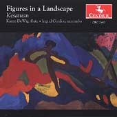 Figures in a Landscape - Kasatuan / De Wig, Gordon