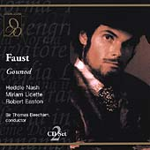 Gounod: Faust / Beecham, Nash, Licette, Easton, et al