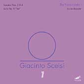 Giacinto Scelsi - The Piano Works 1