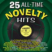 Various Artists: 25 All-Time Novelty Hits