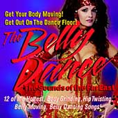 Various Artists: Belly Dance: Sounds of the Far East