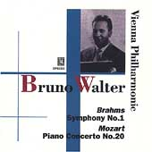 Brahms, Mozart / Bruno Walter, Vienna Philharmonic