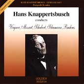 Golden - Unforgettable Concerts - Hans Knappertsbusch