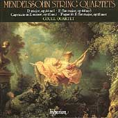Mendelssohn: String Quartets / The Coull Quartet