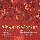 Kindersinfonien / Czarnecki, Southwest German CO Pforzheim