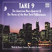 Take 9 / The American Horn Quartet