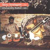 Shivu Taralagatti: Sitar and Tabla