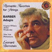 Expanded Edition - Romantic Favorites / Bernstein