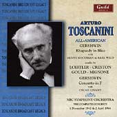 All-American - Gershwin, Loeffler, et al / Toscanini, et al