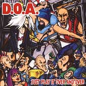 D.O.A.: Play It Over and Over Again [EP]