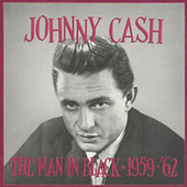 Johnny Cash: The Man in Black: 1959-1962 [Box]