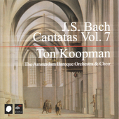 J.S. Bach: Cantatas Vol 7 / Koopman, Amsterdam Baroque