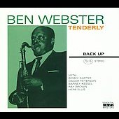 Ben Webster: Tenderly [Slipcase]