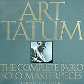 Art Tatum: The Complete Pablo Solo Masterpieces [Box]