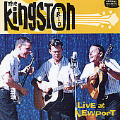 The Kingston Trio: Live at Newport