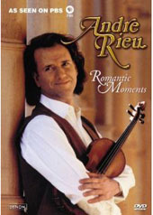 Andre Rieu / Romantic Moments / [DVD]