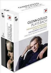 Glenn Gould Plays Bach: The Goldberg Variations; The Question of Instrument; An Art of the Fugue / Directed by Bruno Monsaingeon [DVD]