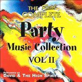 David & the High Spirit: Real Complete Party Music, Vol. 2