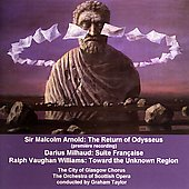 Return of Odysseus - Arnold, et aI / Scottish Orchestra