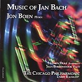 Music of Jan Bach / Boen, Duke, Berkenstock, Chicago PO