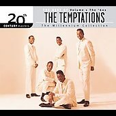 The Temptations (Motown): 20th Century Masters - The Millennium Collection: The Best of the Temptations [Digipak]