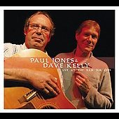 Dave Kelly/Paul Jones (Drums): Live At The Ram Jam Club [Digipak]