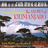 Film Music Classics - The Snows of Kilimanjaro, 5 Fingers / William Stromberg, Moscow SO