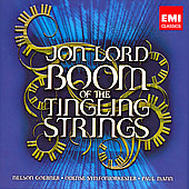 Jon Lord: Boom of the Tingling Strings / Paul Mann, Nelson Goerner, Odense SO