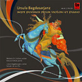 Ursula Bagdasarjanz Vol 4 - Works for Violin and Piano
