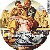 The Cloths of Heaven - Howard Skempton / Owens, Exon Singers