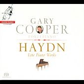 Haydn: Late Piano Works / Gary Cooper