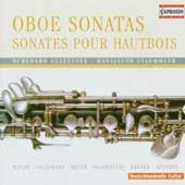 Oboe Sonatas / Burkhard Glaetzner, Hansjacob Staemmler