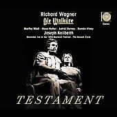 Wagner: Die Walk&uuml;re (1955), etc / Martha M&ouml;dl, Astrid Varnay, et al