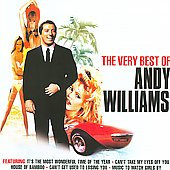 Andy Williams: The Very Best of Andy Williams [Columbia Europe]