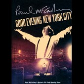 Paul McCartney: Good Evening New York City [Bonus DVD]