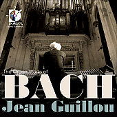 Organ Works Of Bach