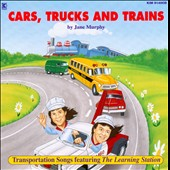 Various Artists: Cars, Trucks & Trains