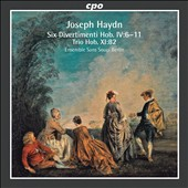 Haydn: Six Divertimenti