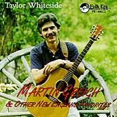 Taylor Whiteside: Martin Greigh & Other New England Favorites