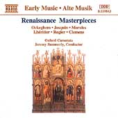 Renaissance Masterpieces / Summerly, Oxford Camerata