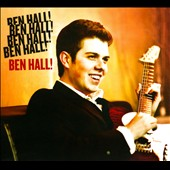 Ben Hall (Modern Country): Ben Hall [Digipak]