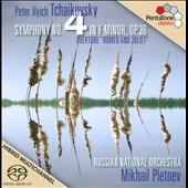 Tchaikovsky: Symphony No. 4; Overture 