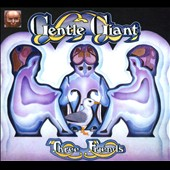 Gentle Giant: Three Friends [Digipak]